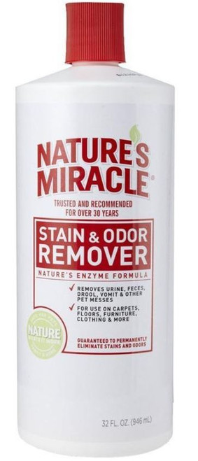 Natures Miracle Stain & Odor Remover Quart