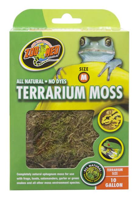 Terrarium Moss 10 Gallon
