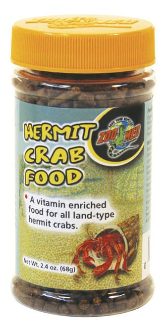 Zoo Med Hermit Crab Food 2.5 oz.