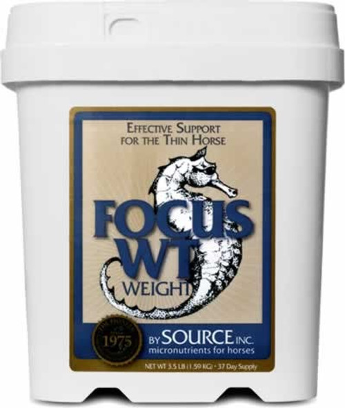 Source Focus WT Weight Gain, 3.5 lb.