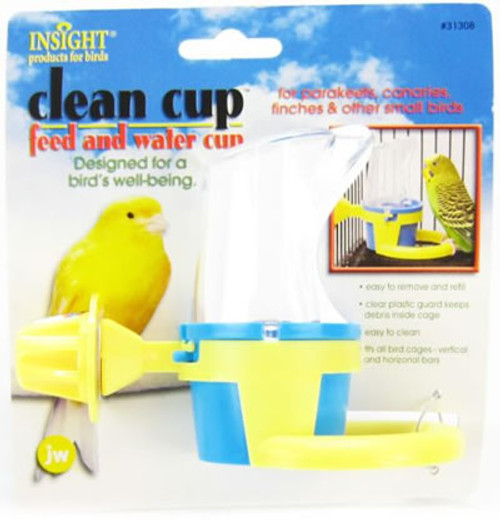 Small Clean Cup Feeder