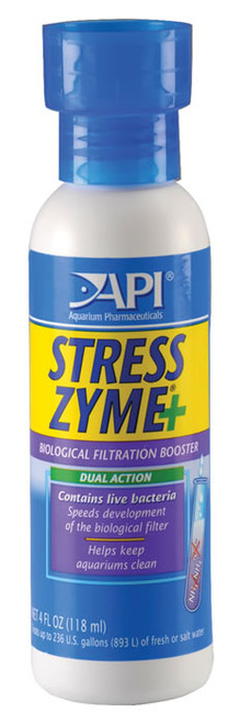 API Stress Zyme, 4 Ounces