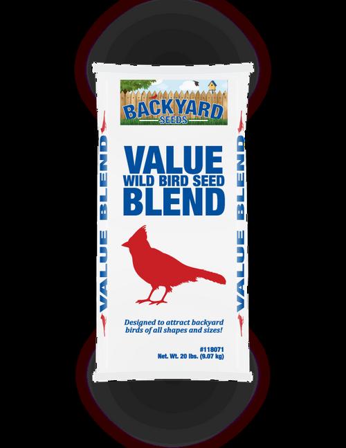 Value Blend Select Bird Food