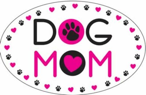 Dog Speak Dog Mom Magnet