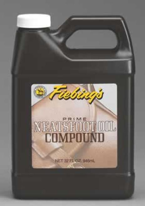 Fiebing's Neatsfoot Oil Compound, Quart