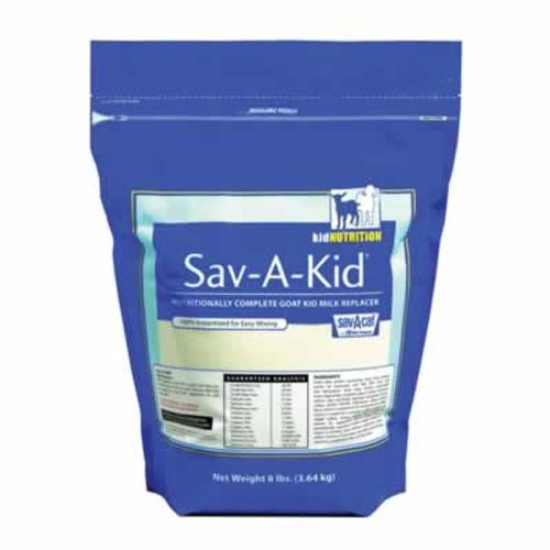 Sav-A-Kid 26% Milk Replacer, 8 lbs