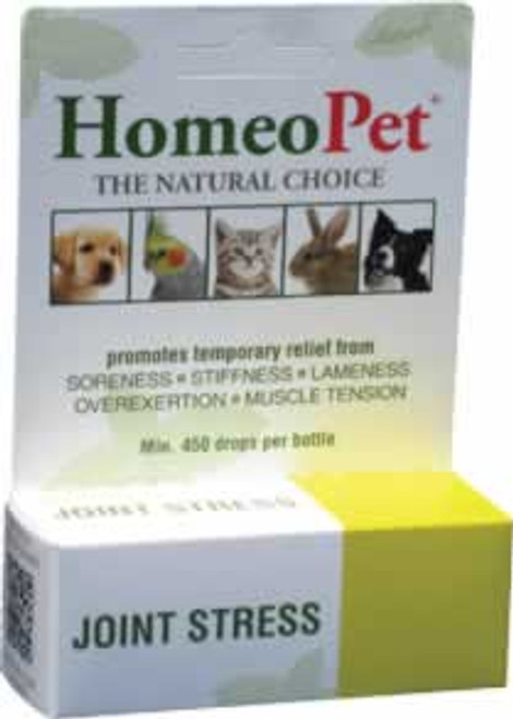 HomeoPet Joint Stress Natural Relief for Pets