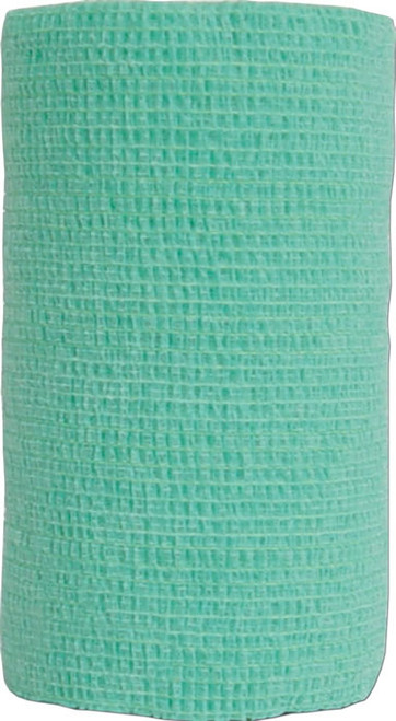 Co-flex Animal Bandage, 4 Inch, Lime