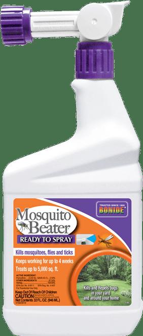 Bonide Mosquito Beater With Hose End Quart