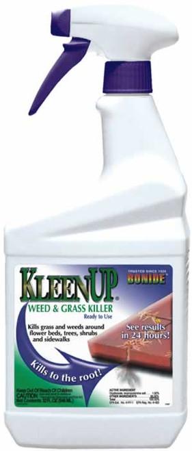 Bonide Kleenup Weed & Grass Killer 1.92% RTU, Quart