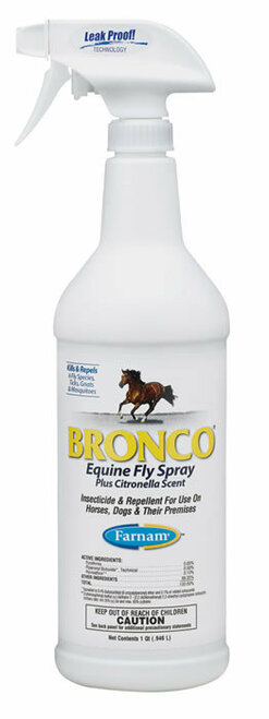 Farnam Bronco Fly Spray 32 Ounces