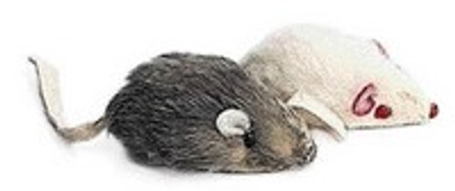 Fur Mouse Twin Pack
