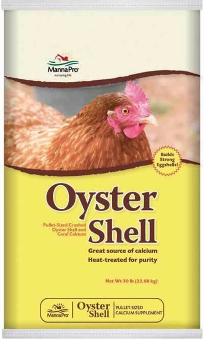Coastal Oyster Shell 50 Pounds