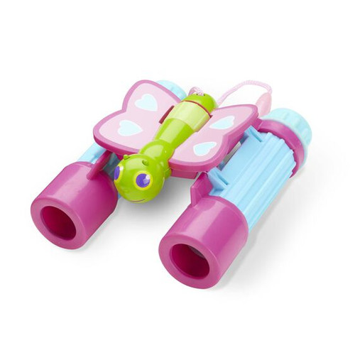 Melissa & Doug Cutie Pie Butterfly Kids' Binoculars