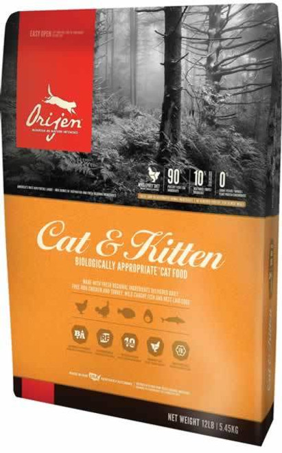 Orijen Grain Free Cat & Kitten Food