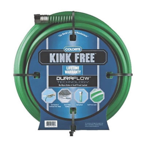 Kink Free Garden Hose, 50 Feet