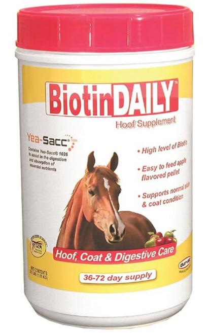 Durvet Biotin Daily 2.5 Pound