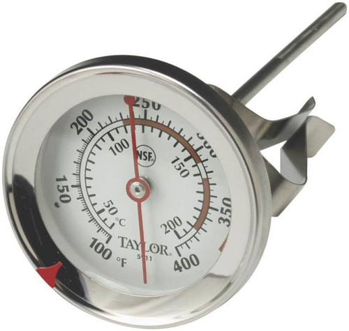 Deep Fryer Thermometer up to 400 Degrees