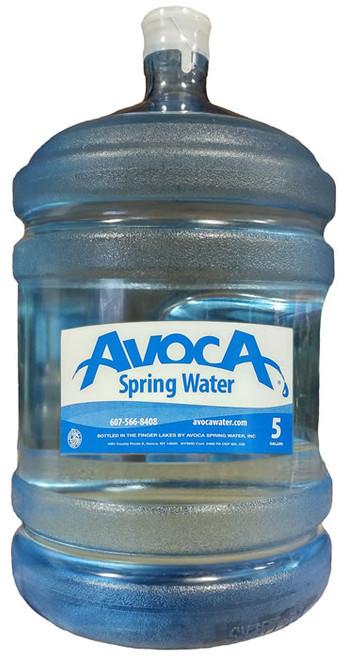 Avoca Spring Water 5 Gal