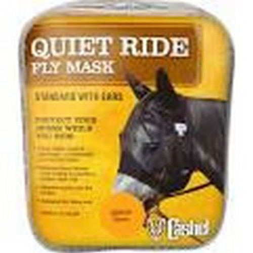 Crusader Quiet Ride Fly Mask w/ Ears