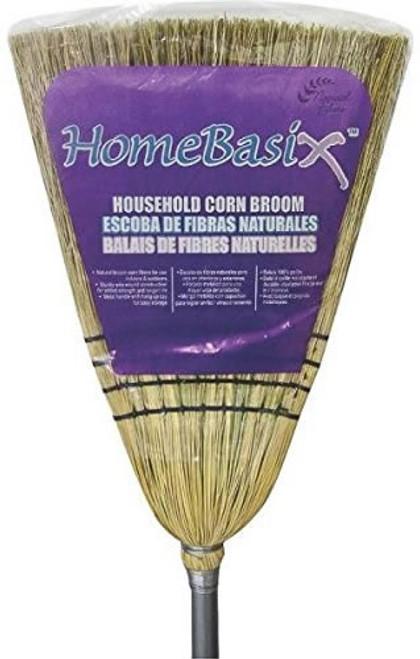 HomeBasix 105 Household Corn Broom