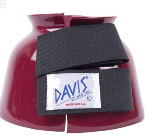 Davis Burgundy Bell Boots