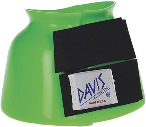Davis Neon Green Bell Boots