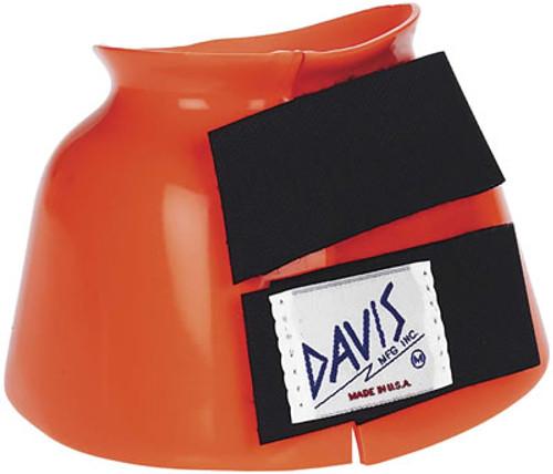 Davis Neon Orange Bell Boots
