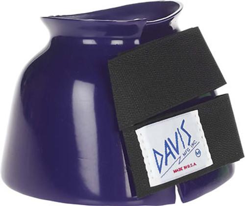 Davis Purple Bell Boots