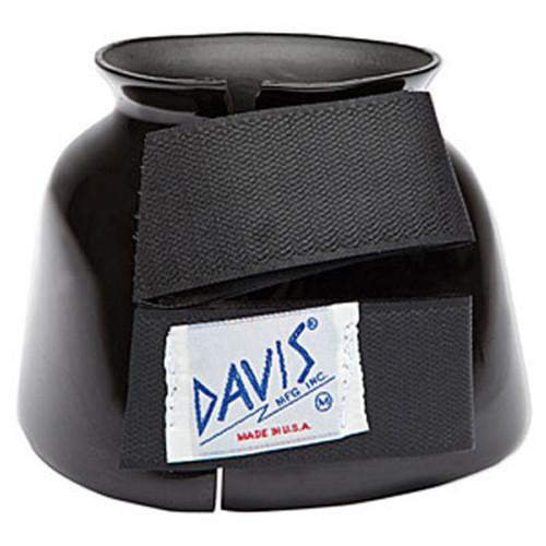 Davis Black Bell Boots