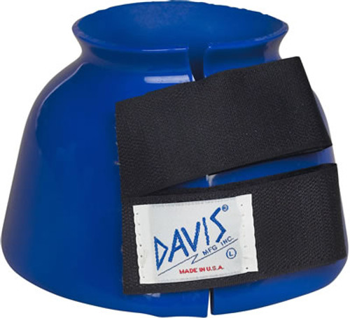 Davis Royal Blue Bell Boots