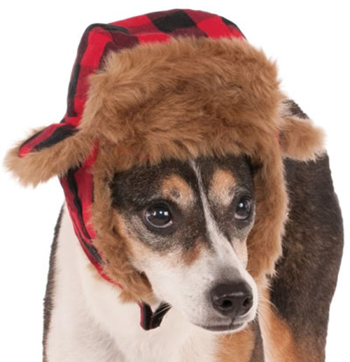 Rubie's Costume Company Trapper Dog Hat Costume