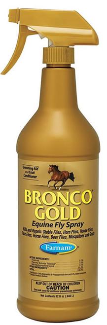 Bronco Gold Horse Fly Spray