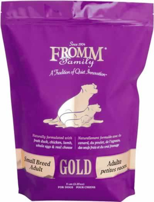 Fromm Gold Small Breed Dog Food