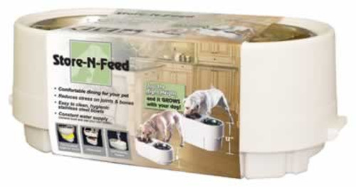 Adjustable Store-N-Feed, 20 Pounds
