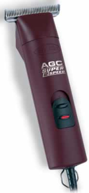 Andis AGC Super 2-Speed Horse Clipper with T-84 Blade