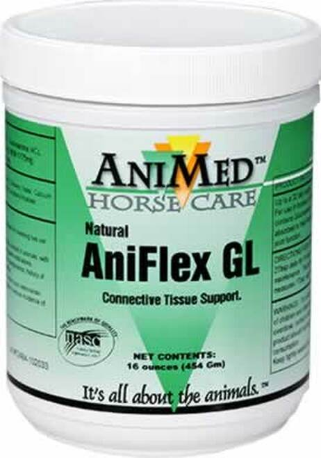 AniMed AniFlex GL Connective Tissue Support for Horses 16 oz.