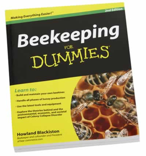 Beekeeping for Dummies Guide Book