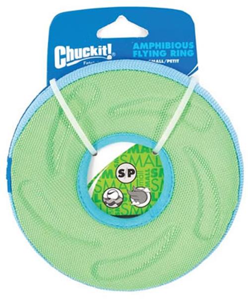Chuckit! Amphibious Flying Ring, Small