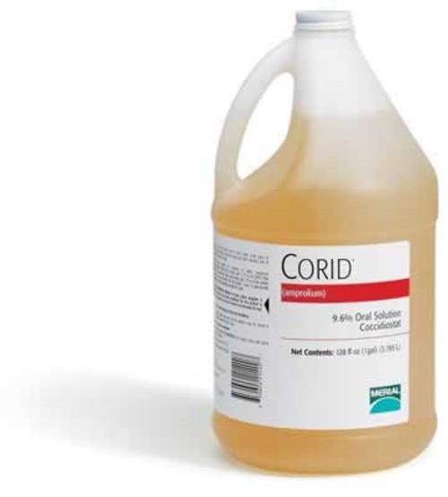 Corid 9.6% Oral Solution, Gallon