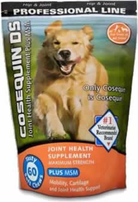 Cosequin Soft Chews Plus MSM 60 Count