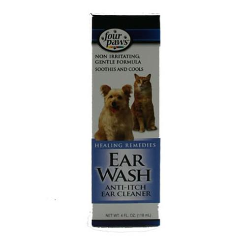 Ear Wash 4oz