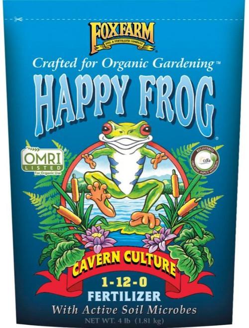FoxFarm Happy Frog Cavern Culture Fertilizer 4 Pounds