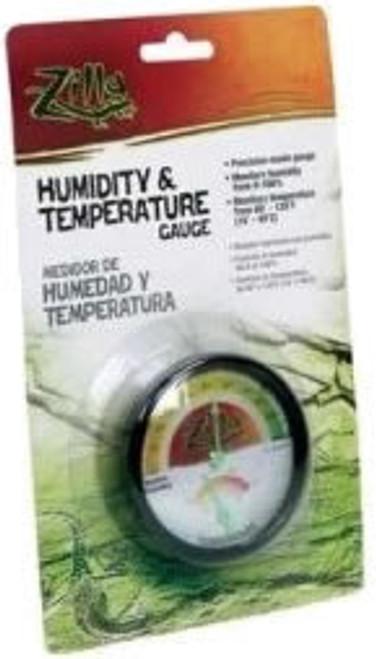 Guage Humidity Temperature Dial