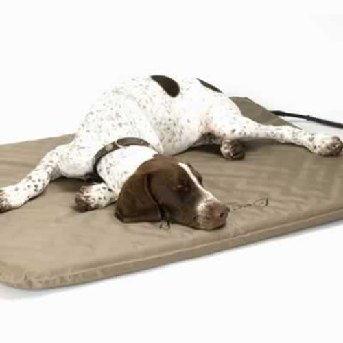 K & H Pet Products Lectro-Soft Heated Dog Bed