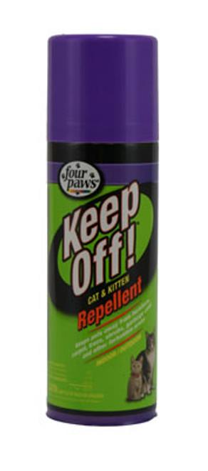 Keep Off Cat & Kitten Indoor & Outdoor Repellent