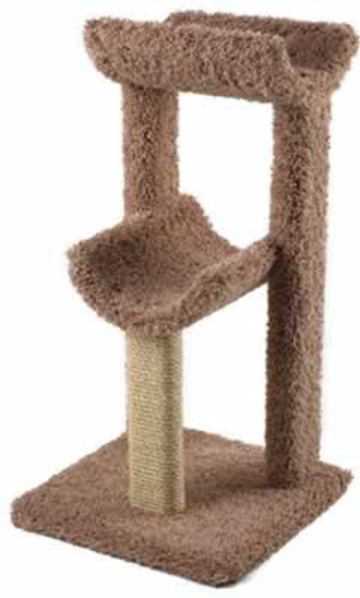 Kitty Tower, Dimensions 20.5x20.5x31