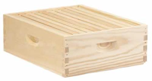 Little Giant 10 Frame Medium Super Bee Hive Box