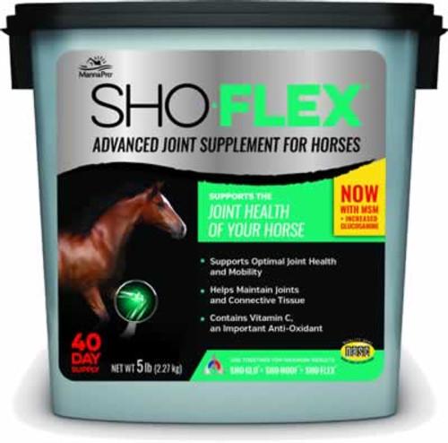 Manna Pro Sho-Flex Equine Joint Supplement 5 lbs.