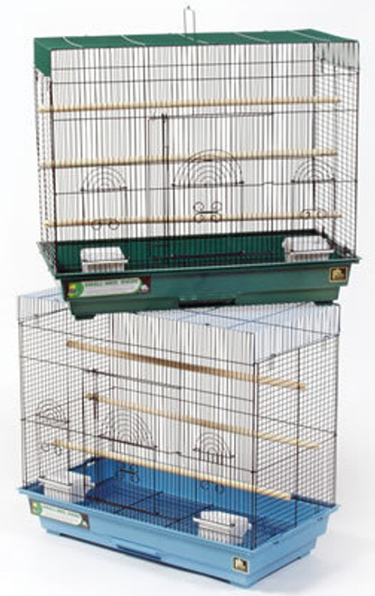 Prevue Parakeet/Canary Flight Cage, 26X14X20 In., Assorted